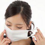 着用しているマスクを外す時の注意点!