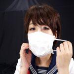 寒い時期のマスク内の結露による水滴対策