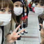 海外の人はマスクを着用する日本人を変な目で見てるんです(T_T)