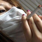 【マスクの黄ばみ!?】マスク愛用者でタバコ喫煙者は気を付けて!あなたのマスク、黄ばんでますΣ(゚Д゚)