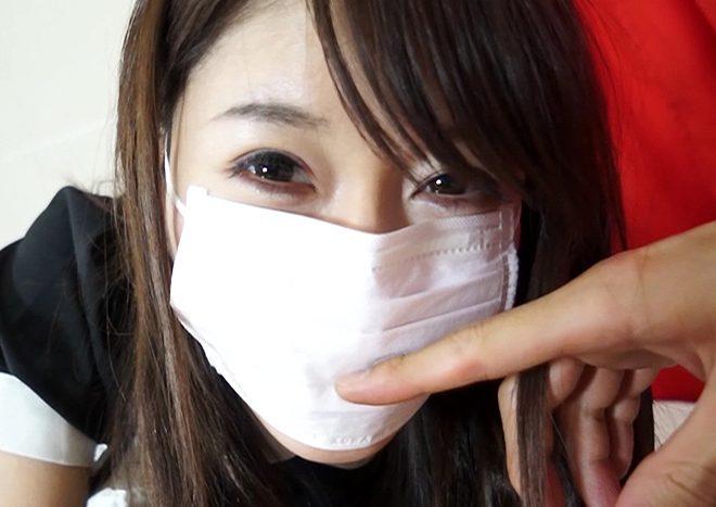 マスクの外側に恥ずかしいシミが\u2026( ゚д゚)ハッ!